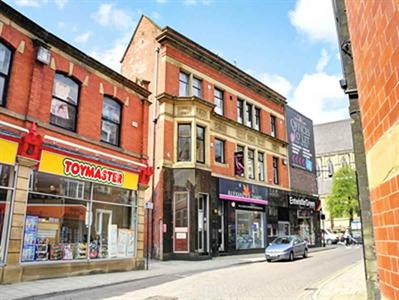 Crompton Street