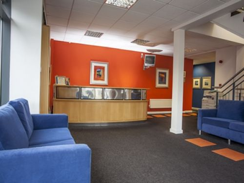 Damastown Way Office images