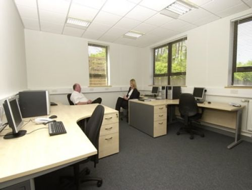 Dyson Way Office images