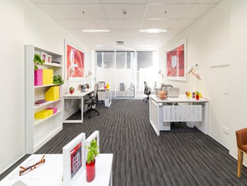 Wariwck Street Office images