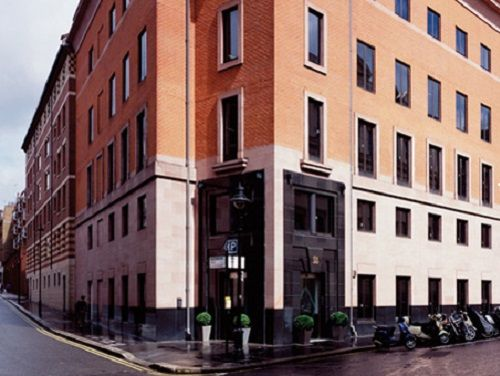 Chandos Place Office images