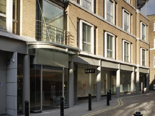 Serviced offices Central London Floral Street exterior
