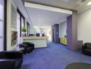 Serviced offices Central London Long Acre reception
