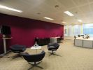 Serviced offices Central London Houndsditch break-out space