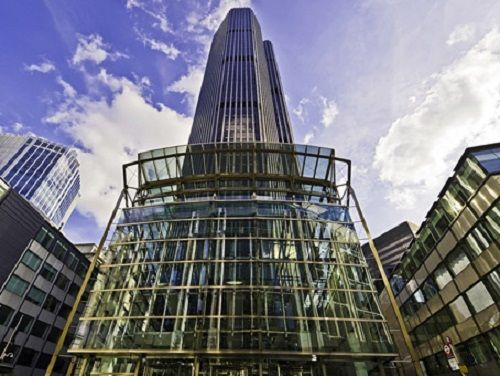 Office space rental London Old Broad Street exterior