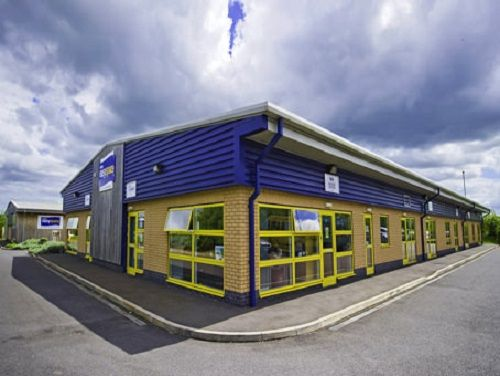 Brunel Road Office Space