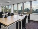 Flexible office space London Puddle Dock Desks