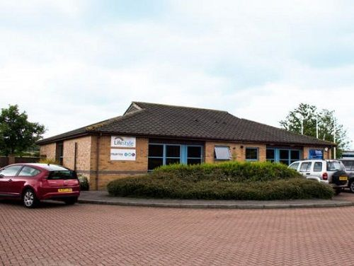 South Church Enterprise Park Office images