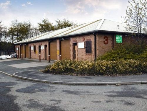 Pegswood Industrial Estate Office images