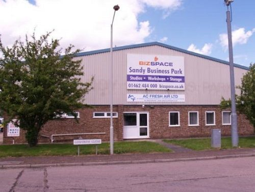 Middlefield Industrial Estate Office images