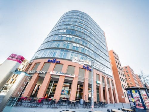 Potsdamer Platz Office images