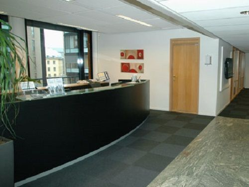 C.J Hambros Plass Office images
