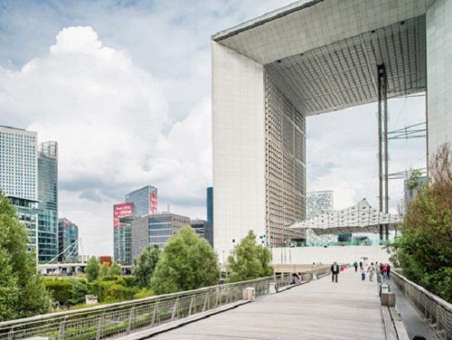 La Grande Arche Office images