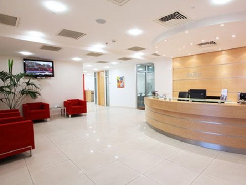 Lesnoy Lane Office images