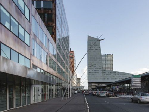 parvis de Rotterdam Office Space