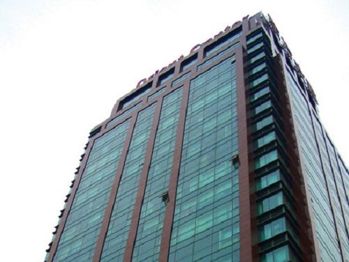 Nanjing West Road Office Space