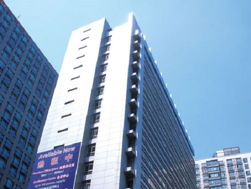 Shanxi Road North Office Space