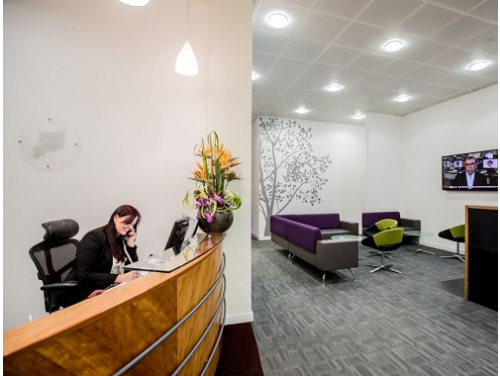 Piccadilly Place Office images