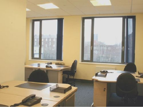 Fenwick Street Office Space