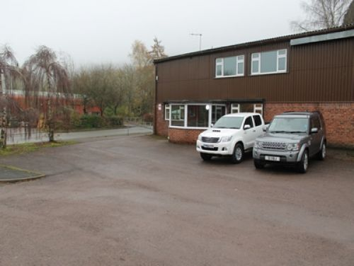 Stoney Hill Industrial Estate Office images