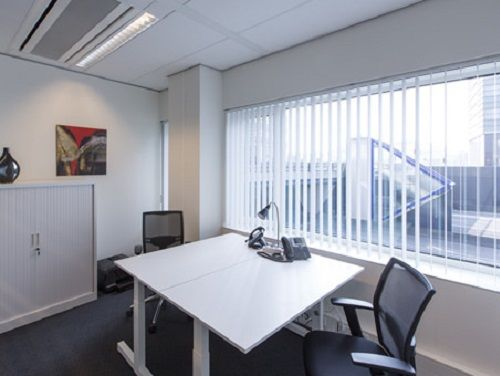 Louis Braillelaan Office images