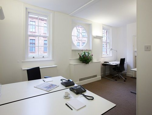 London office to rent Hans Road