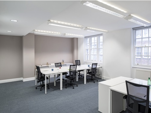 Bolsover Street Office images