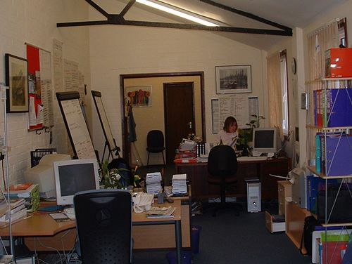 Cublington Road Office images