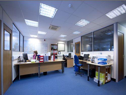 Leighton Road Office images