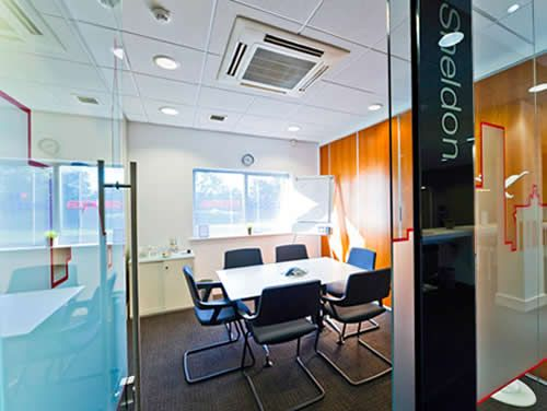 Regus Express, Arrivals Lounge, Terminal 3 Office images