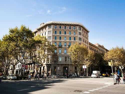 Gran Via de les Corts Catalanes Office images