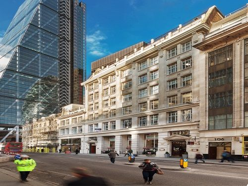 Leadenhall Street Office images
