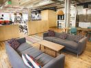 Offices to lease London lounge area