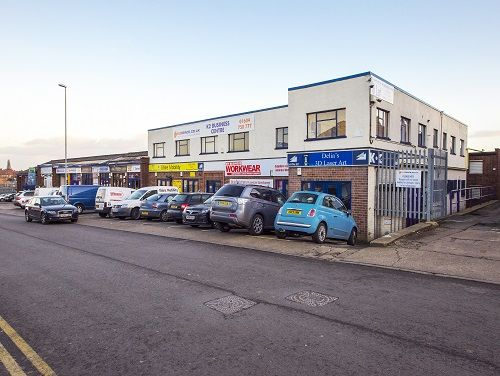 Heathfield Way Office images