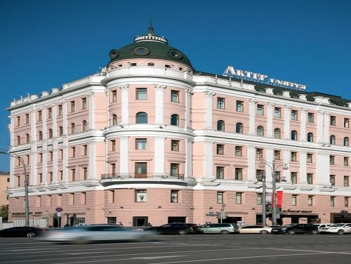 Tverskaya Street Office images