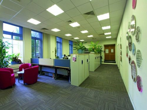 Colworth Park Office images