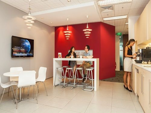 Bourke Street Office images
