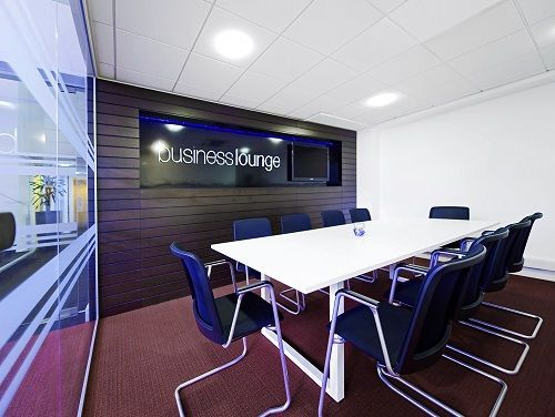 Regus - UK - One Victoria Square - Business Lounge
