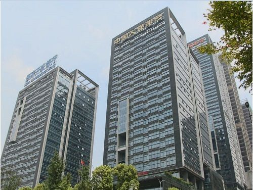 Jiangbeizui CBD Office images