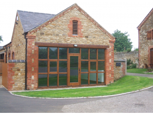 Manor Farm Barns Office images