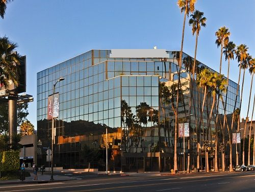 Hollywood Blvd Office images