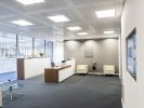 Broadgate Circle office space London reception