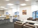 Managed office space London break-out space