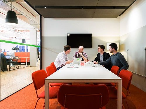 Offices to lease London Meeting Room