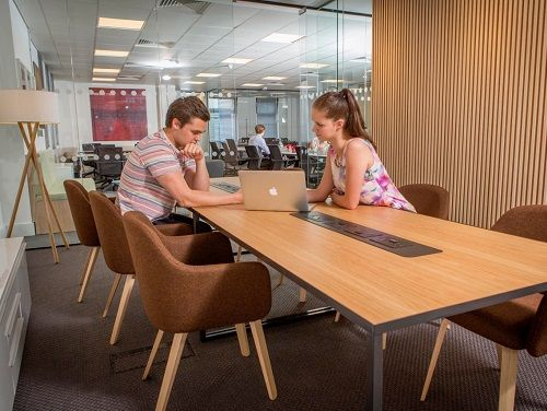 Crown Place Office images