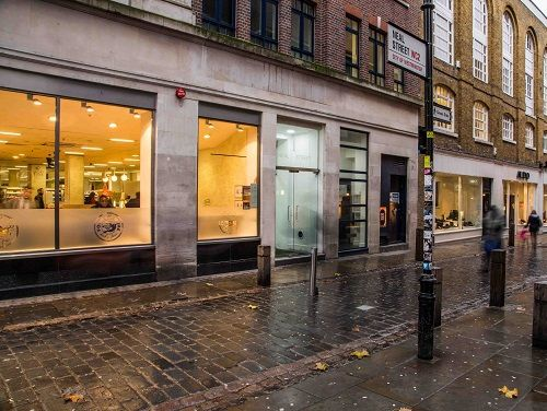 External offices to rent Central London
