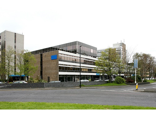 Regent Centre Office images