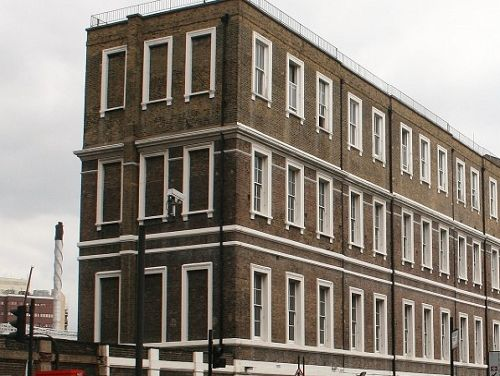 Eastbourne Terrace Office images