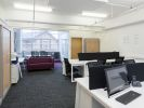 office space London with break out area