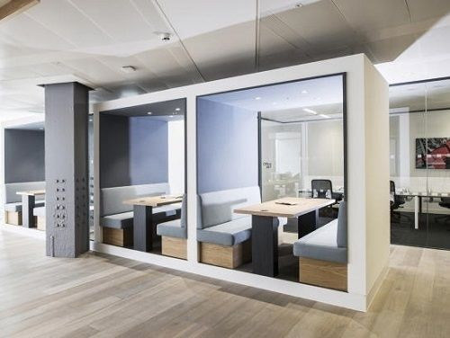 London Bridge Street Office images